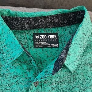 Zoo York button down shirt